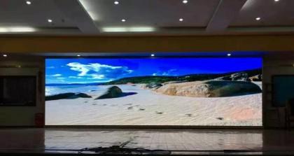 室内P3全彩显示屏